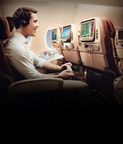 Enjoy Air India In-Flight Entertainment