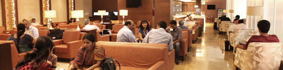 Explore our Airport Lounges