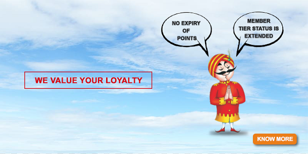 We value your Loyalty