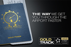 Star Alliance Gold Track