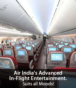 Welcome to Air India